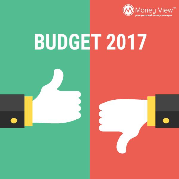 budget 2017 common man